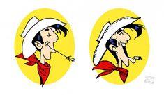 """Résultat de recherche d'images pour """"lucky luke sans cigarette"""""""