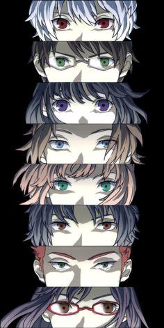 World Trigger- Jin's Team.
