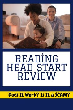 Reading Head Start Review - Does It Work? Is It a SCAM? The Reading Head Start program is a digital program that will help to improve your child's reading skills. Read our full review to see if it is worth it for your child! head start reviews from parents, reading head start vs hooked on phonics, head start reading program, reading head start review, reading head start program reviews, reading head start scam, reading head start sarah shepard, reading head start program free, Reading Practice, Reading Skills, Head Start Programs, Hooked On Phonics, Feeling Dizzy, Does It Work, Learning Process, Improve Yourself, Marketing