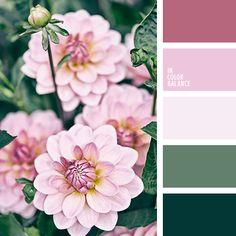 Цветовая палитра №3375