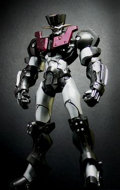 Mazinger Z 1901(Fewture) by Jova Cheung, via Flickr