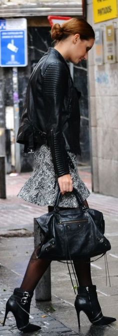 Streets Of Madrid by Fashion-Fever