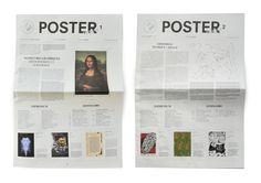 Neo Neo Graphic Design Switzerland - Poster Tribune