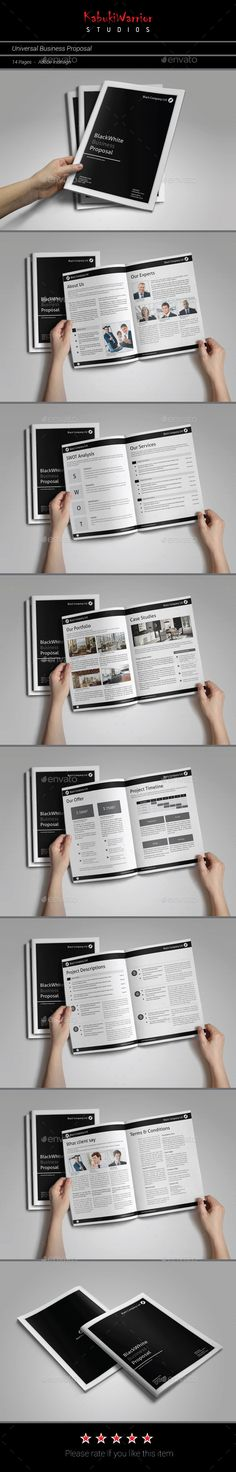 Web Design Business Proposal Business proposal, Proposal - business proposal template download