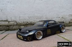 Mazda RX-7 with RB Kit