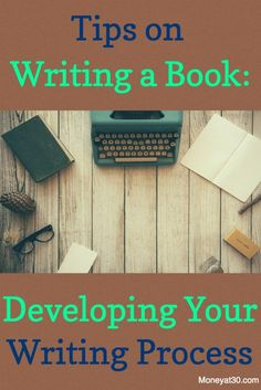 The thought of writing an entire book can be intimidating but it's definitely doable with these tips.