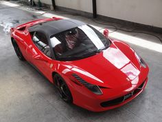 2012 Novitec Rosso Ferrari 458 Italia