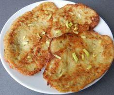 Cuketové bramboráčky Cauliflower, Pizza, Eggs, Vegetables, Breakfast, Food, Morning Coffee, Cauliflowers, Essen