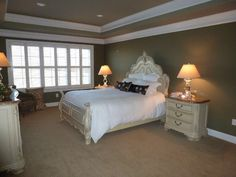 thomasville wood beds | Details about Thomasville Bedroom Set ...