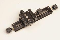 S.C.V. Photography Ideas: Hejnar PHOTO MS-3_8 Lead Screw Macro Focusing Rail under evaluation