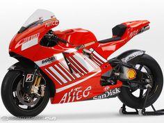 2007 Ducati Desmosedici GP7