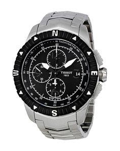 Ρολόι TISSOT T-NAVIGATOR AUTOMATIC Chronograph T0624271105700