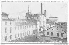 Vechea fabrică de zahăr a firmei Dupont-Meillassoux de la Ripiceni, mutată bucată cu bucată în URSS în contul datoriilor de război pe care românii trebuiau să le plătească Uniunii Sovietice