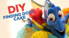 FINDING DORY CAKE -