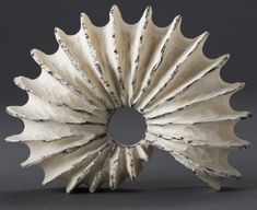 'Relic' by British artist & wood sculptor Jay Heryet. Box elder, 200 mm. via Elemeno P