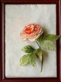 "3D botanical art ""Birth of Vinus"""