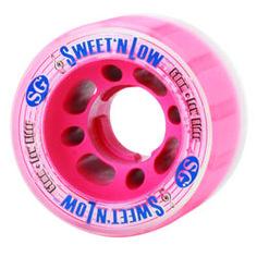 Roller Derby :: Sure-Grip Sweet N Low :: Roller Skate Wheels :: Skate Wheels :: Roller Skates :: Planet On Wheels