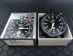 Cool Watches, Watches For Men, Red Mini Cooper, Book Clock, Car Gauges, Porsche 550, Camera Watch, Vintage Interiors, Accessories