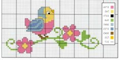 1 million+ Stunning Free Images to Use Anywhere Kawaii Cross Stitch, Cross Stitch For Kids, Cross Stitch Heart, Cross Stitch Animals, Cross Stitch Flowers, Cross Stitching, Cross Stitch Embroidery, Embroidery Patterns, Hand Embroidery