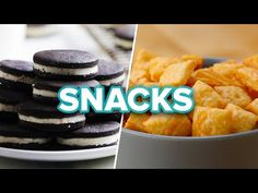 Store-Bought Snacks You Can Make At Home - YouTube