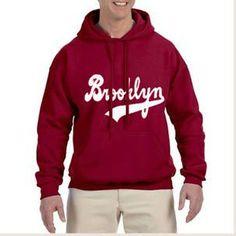 Brooklyn Pullover Hood Sweatshirt