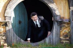 Andy Serkis at the Hobbit Premier