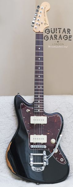 2013 Fender American Special Jazzmaster Relic with Bigsby