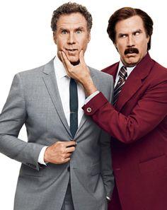 Will Ferrell para GQ Diciembre 2013