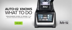 Introducing the Nutri Ninja® with Auto-iQ™ | Official Site