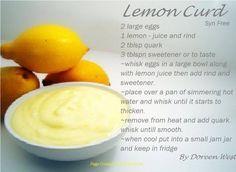 Lemon Curd :)