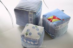 Sewing For Kids, Baby Sewing, Patchwork Baby, Diy Baby, Baby Kids, Ottoman, Decorative Boxes, Children, Furniture