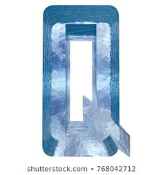 Conceptual blue light cold frosted water or ice winter season font isolated on white snow background. Cool crystal decorative character cut of frozen liquid, transpaernt illustration concept Winter Season, Frost, Alphabet, Symbols, Snow, Concept, Cold, Seasons, Crystals