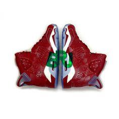 best website 77453 61fd4 Air Jordan 6 Retro Slam Dunk Air Jordan Sneakers, Jordans Sneakers, Air  Jordans,
