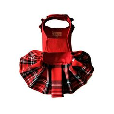 Tartan dog dress, Yorkie dress, Small dog dress , Yorkie summer dress, Girl dog clothes ,Yorkie party dress, For small dog, Dress for dog outfit, Dog Dress Design and Made by SmallDogFashion Please measure your pet!!!!! every dog is different :) Dog Dress size S Measurements are: