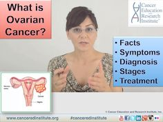WHAT IS OVARIAN CANCER? - MUST WATCH! | by Cancer Ed & Res Institute - WATCH THE VIDEO   *** cervical cancer symptoms ***   Ovarian cancer and cervical cancer is often confused with each other. In this episode we explain the differences between ovarian cancer and cervical cancer, ovarian cancer facts, symptoms, diagnosis, stages, and treatment. Please comment below and let us know...