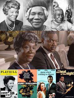 Beah Richards (July 12, 1920—September 14, 2000) was an American actress of stage, screen & TV. She was a poet, playwright & author. She often played the role of a mother or grandmother, & continued acting her entire life. She appeared in the original Broadway productions of Purlie Victorious, The Miracle Worker, & A Raisin in the Sun. She received a nomination for the Academy Award for Best Supporting Actress for her performance as Sidney Poitier's mother in 1967's Guess Who's Coming to…