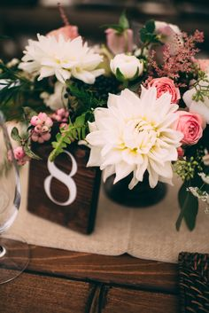 Photography: Cambria Grace Photography - www.cambriagrace.com  Read More: http://www.stylemepretty.com/2014/12/29/rustic-summer-wedding-at-josias-river-farm/