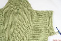 Cardigan crosetat manual; tutorial cu poze si explicatii Crochet, Sweaters, Jokes, Fashion, Embroidery, Moda, Husky Jokes, Fashion Styles, Ganchillo