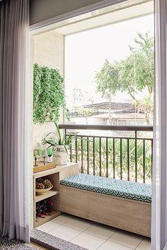 MinhaCASA - Veja esse apartamento-modelo com móveis que aproveitam cada cantinho do espaço