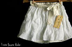 Inesloves kids Midi Skirt, Children Outfits, Girls Dresses, White Dress, Skirts, Blog, Interior, Fashion, Kids Fashion