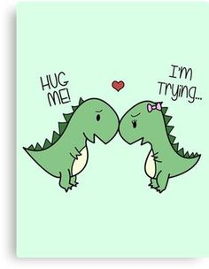 I find t-rex humor hilarious. Funny Cute, Hilarious, Funny Shit, Funny Stuff, Love Hug, Humor Grafico, Cute Wallpapers, Cute Backgrounds, Make Me Smile