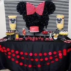Mickey and Minnie Birthday Party - Mickey and Minnie