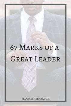 What does it take to become a great leader? Check out our article to find out more!