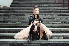 стиль рок в одежде девушки фото: 22 тыс изображений найдено в Яндекс.Картинках