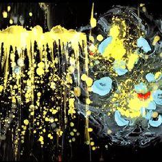 Dirigido e produzido por Miguel Jiron, 'Paint Showers' é um curta de animação, concebido a partir da técnica de stop-motion, em que gotas de tintas transformam-se em uma tempestade colorida.