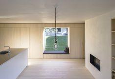 Haus W, Schwarzach / Hein Architects Bungalow, Modern, New Homes, Ceiling Lights, Interior Design, Lighting, Inspiration, Home Decor, Villa