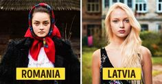 This photographer has captured the beauty ofwomen from 37countries