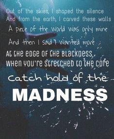 Madness // Sleeping with Sirens lyrics