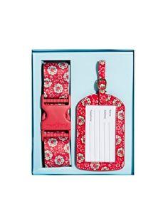 Cath Kidston Luggage Strap & Tag Gift Set