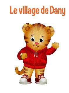 DANY, un petit tigre âgé de quatre ans, fait partager aux enfants des émotions telles que : la joie, la colère, la jalousie... grâce à de petites chansons et à de belles histoires.